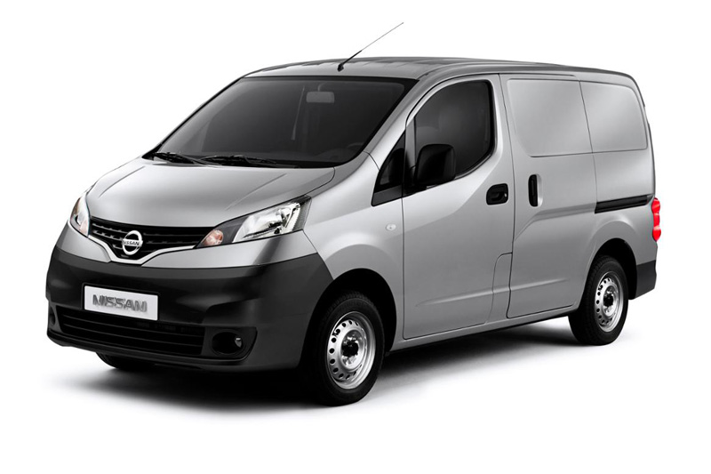 Nissan NV系列商車世代較新,其實是相當符合台灣目前商用車使用環境與習慣的車款。