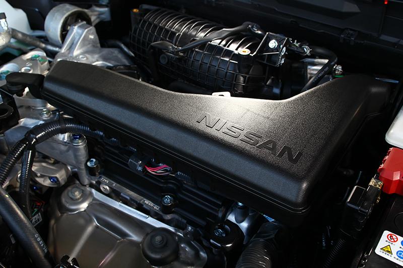 2.5升直列四缸自然進氣引擎可發揮169.4ps最大馬力與23.6kg-m最大扭力。