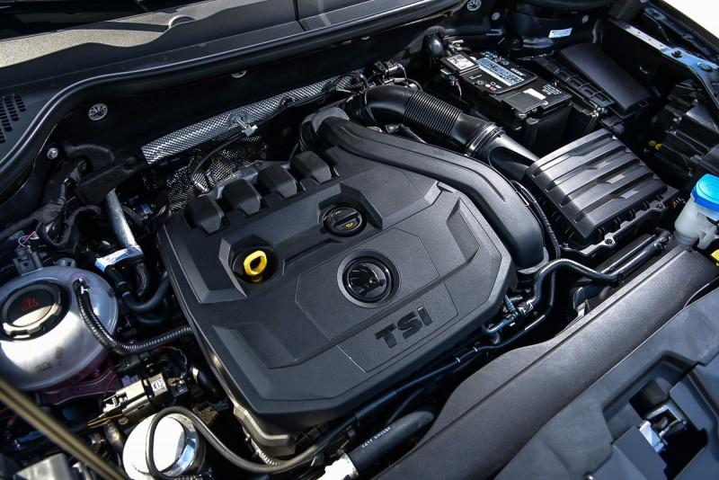 1.5TSI新引擎採用多項新技術,標配ACT汽缸間歇管理系統其實很不簡單