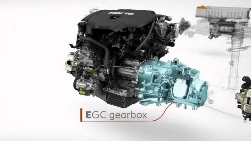 現行Peugeot 508在國外有柴油Hybrid車型508 RXH,馬達置於後軸設計連驅動方式都可算是Hybrid