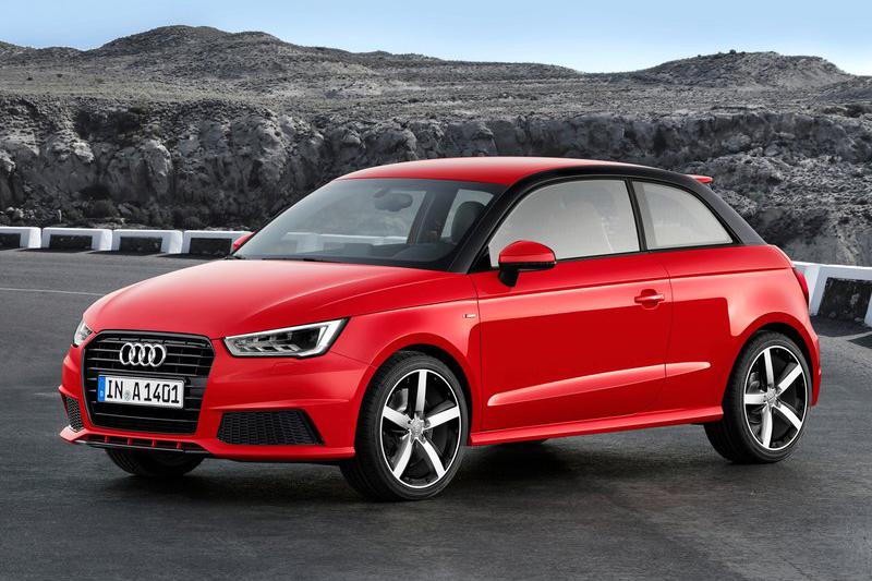 就連下一代的Audi A1都確定不會有三門車型,是叫我們這些少門控車迷情何以堪?(圖為現行A1)