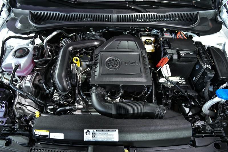 Polo直接搭載馬力為115hp的高輸出版三缸1.0升渦輪增壓汽油引擎