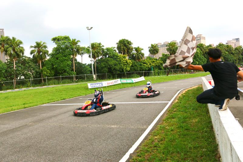 N35三小時耐久賽最後由「Twin Power」拿下冠軍。