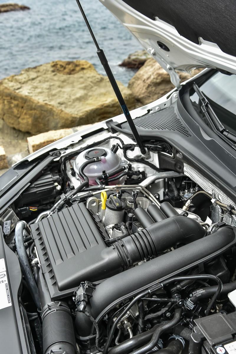 1.4升渦輪增壓引擎雖然不是最新,但動力表現依舊出色