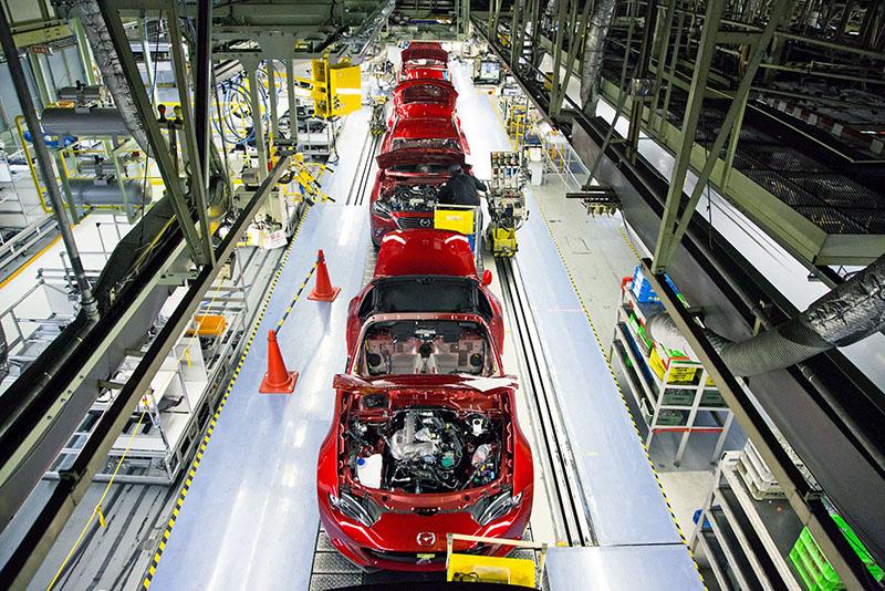 從品牌歷史說起,相信最能深刻了解Mazda獨一無二的造車理念與邏輯。