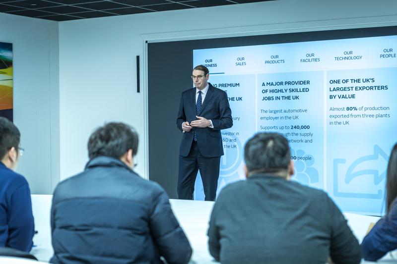 產品戰略負責人Hanno Kirner道出了未來Jaguar Land Rover的未來產品規劃。