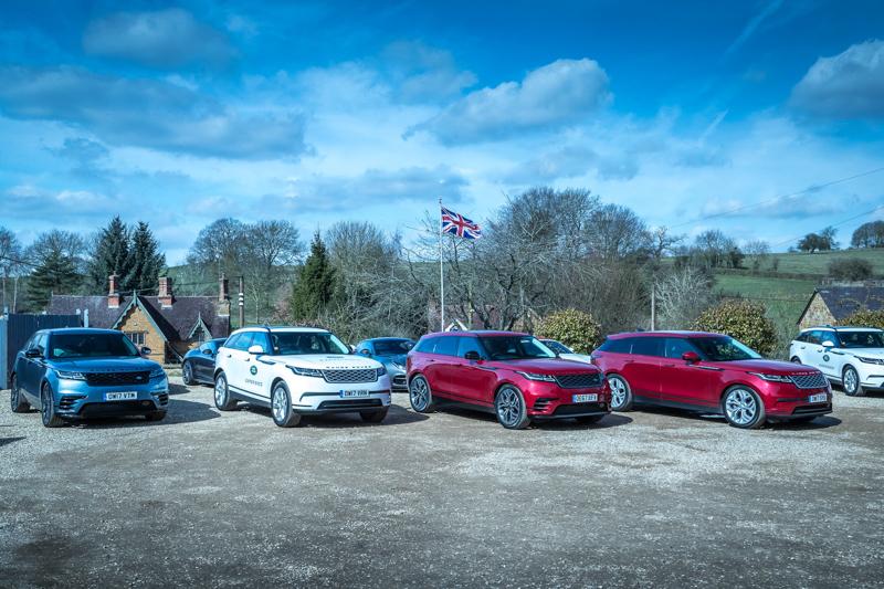 活動中也安排了最新世代Range Rover Velar的試駕,但因時間有限且以接駁為目的,實際的試駕感受,仍會以未來在台灣道路上的駕駛體驗為主,並再為各位網友們分享!