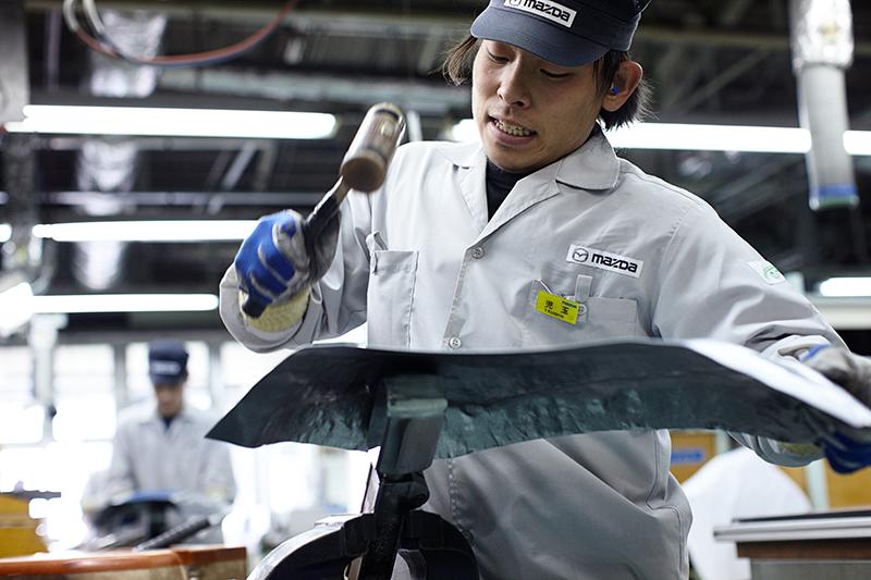 論及日本匠人精神,一般認知中少人能出Mazda其右。
