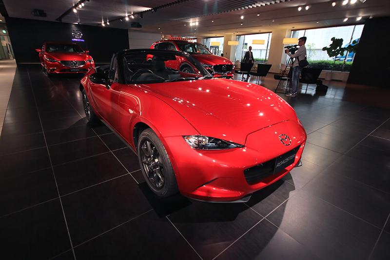 將當代Mazda精神發揮到極致的,莫過於ND世代MX-5了。