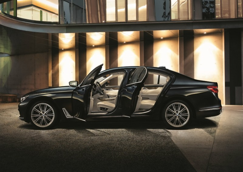 BMW總代理汎德尊榮呈獻BMW大7系列「領袖租賃專案」