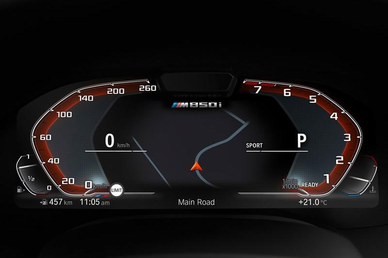 數位儀錶一定是會出現的,而且功能與畫質勢必更加出色。