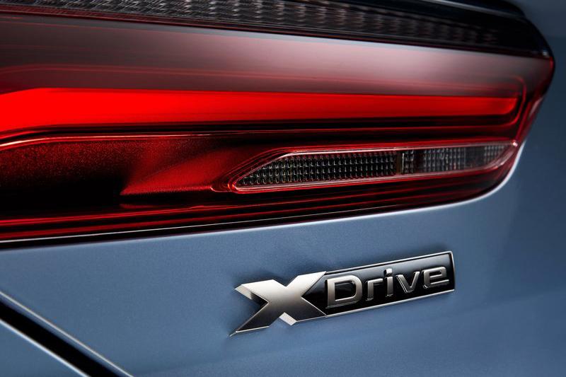 新車全車系配置xDrive四輪驅動系統,提供更佳優異的循跡效能。