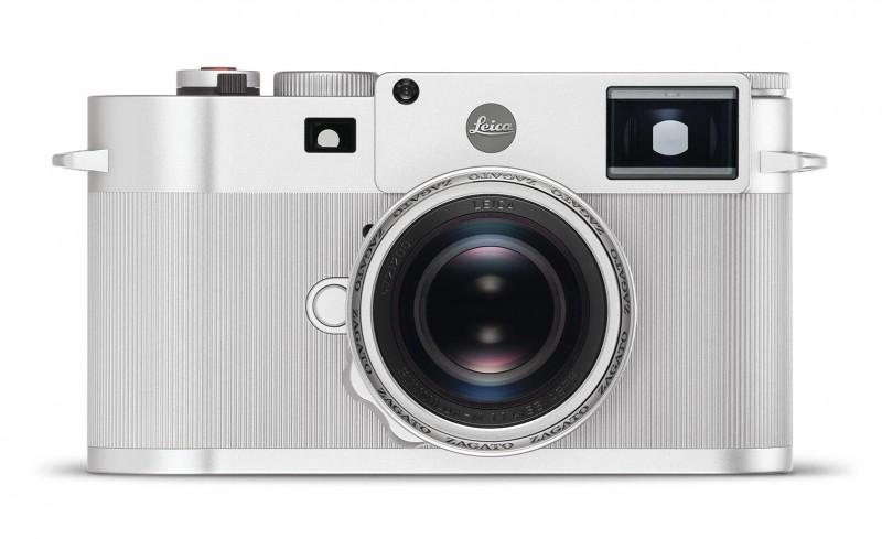 金屬感十足,M10 Edition Zagato其實很不Leica