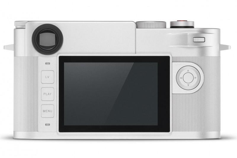 大螢幕表示M10 Edition Zagato還是一部數位相機啊!