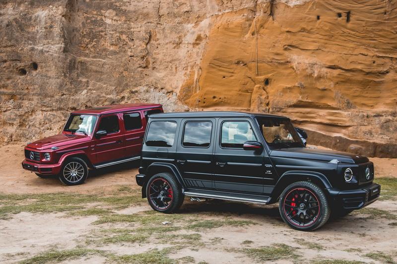 G 系列這經典車款優異出眾的駕馭感受,擅長的越野性能, 在新世代車型中導入多樣智能操控系統, 讓全新G-Class 操控性與整體動能持續領先時代!