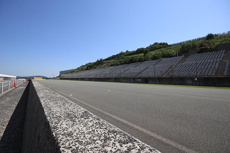 山口縣美禰市的Mine測試賽道於1972年落成,而於2006年為Mazda購入作為自家測試場地。