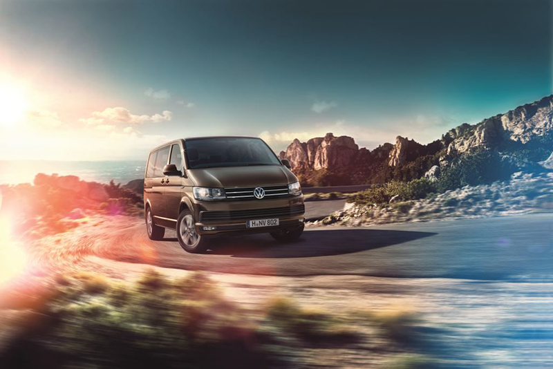 目前Volkswagen Multivan共計引進Trandline、Comfortline以及Highline三種不同車型。