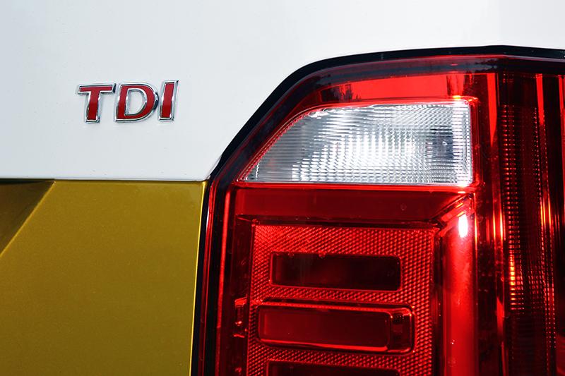 Volkswagen Multivan全車系搭載擁有204hp與45.9kg-m最大輸出的2.0升TDI渦輪增壓柴油引擎。