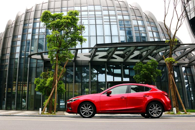 Mazda的「KODO魂動」設計語彙讓全家族車款外型都廣受好評。