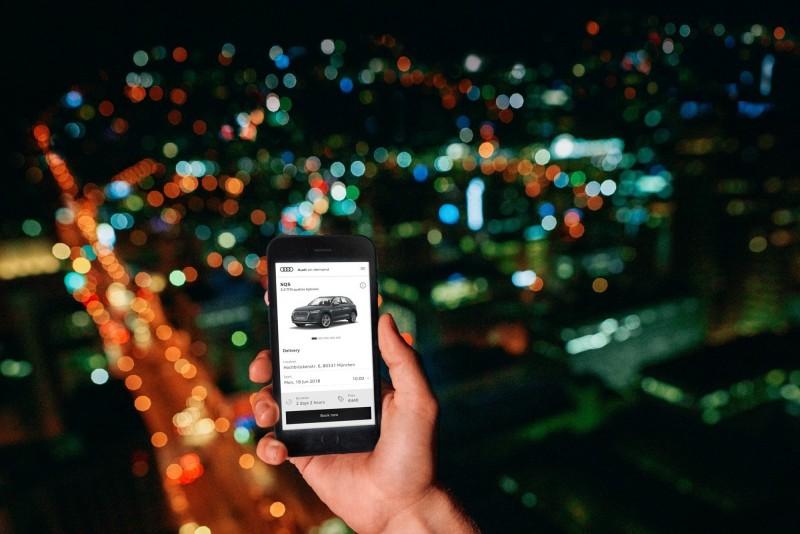 Audi on demand 提供給客戶靈活與便利的租駕體驗,讓客戶可以更容易地享受頂級豪華車品牌服務帶來的便捷。