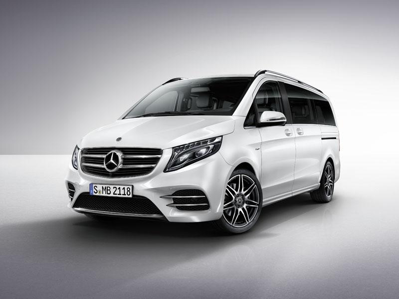 全新入門的V 220 d短軸車型,豐富配備提供舒適乘坐環境,堪稱豪華家庭移動入門首選。