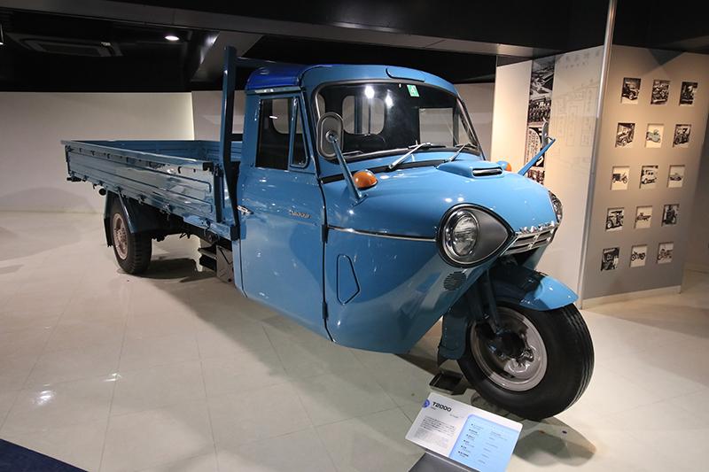1971年T2000。