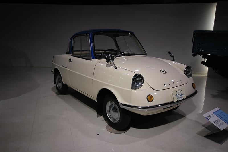 1960年R360 Coupe。