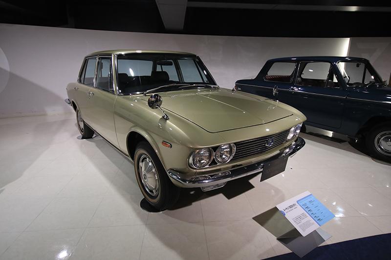 1969年Luce 1500 Sedan。