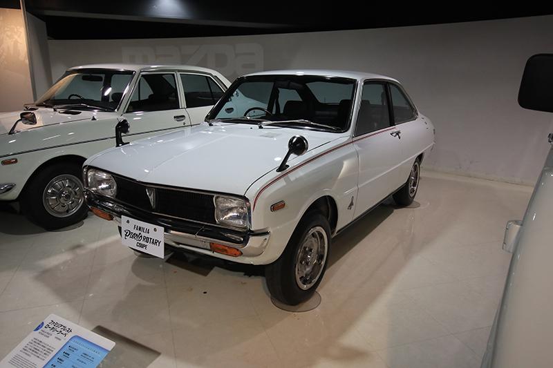 1970年Familia Presto Rotary Coupe。