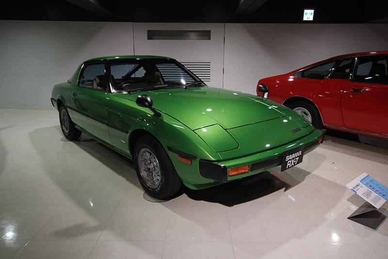 1978年Savana RX-7。