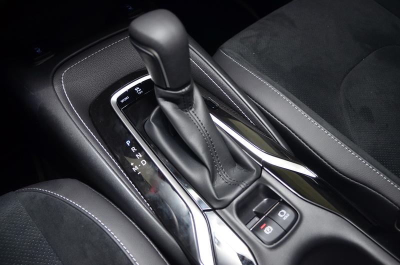低速採齒輪帶動的Direct Shift CVT變速箱,有效改善起步加速緩慢的問題