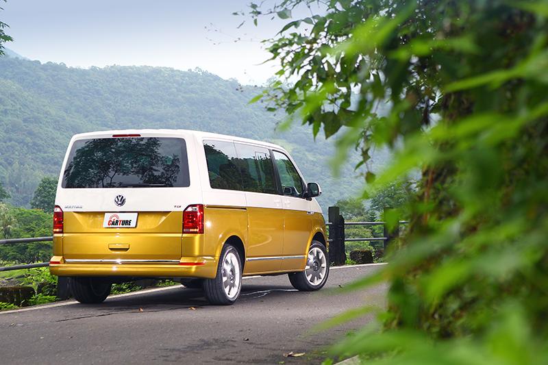 擁有Volkswagen Multivan,此後無論到哪都能擁有自由自在的休憩空間。