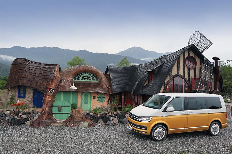 出發吧,與Volkswagen Multivan一同前進花蓮找尋品味生活的真諦!
