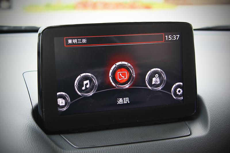 同級唯一MZD Connect人機智慧資訊整合系統,能夠全方位整合車輛功能設定與娛樂及通訊功能,帶來宛如高級車款般的駕馭魅力感受。