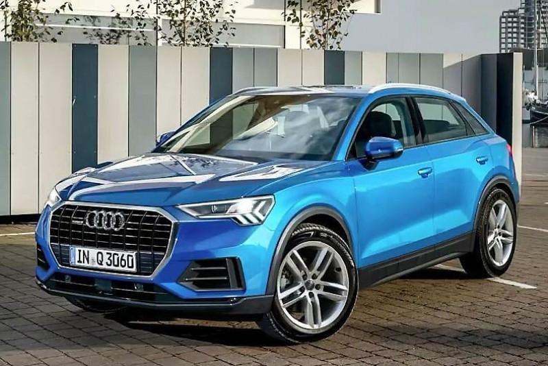 年初Audi刻意流出全新Q3的照片一張,銳利的線條與時尚的輪廓格外引人期待。