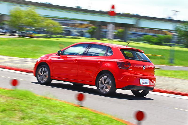 都會通勤是Polo一般車型拿手項目,山道激烈操駕相對較不擅長。