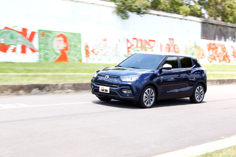小改Tivoli在車內噪音抑制與行路質感都有所提升。