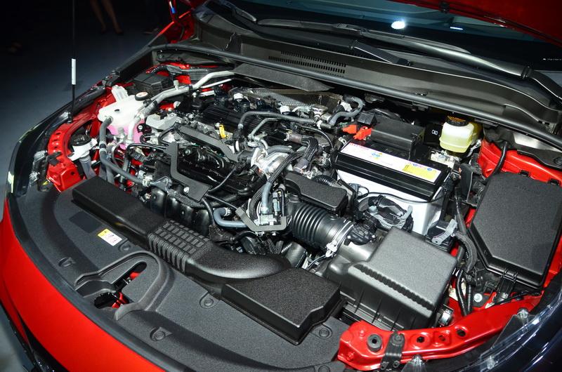 全新Dynamic Force 2.0L引擎擁有絕佳的熱效率與動力表現
