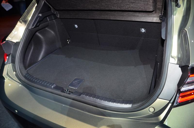 352公升的行李箱容積並未特別突出,但已足敷多數人日常使用