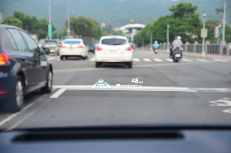 ACC作動範圍並非全速域,建議在高速路段使用較為妥當