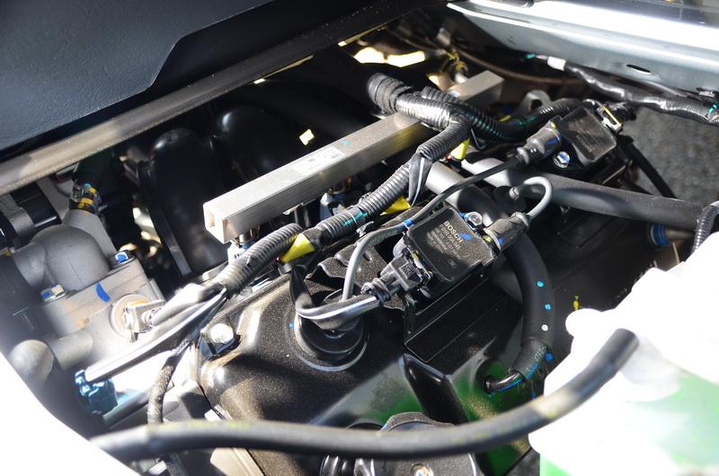 搭載全新1.5L可變汽門正時引擎,馬力提升12%、扭力提升20%