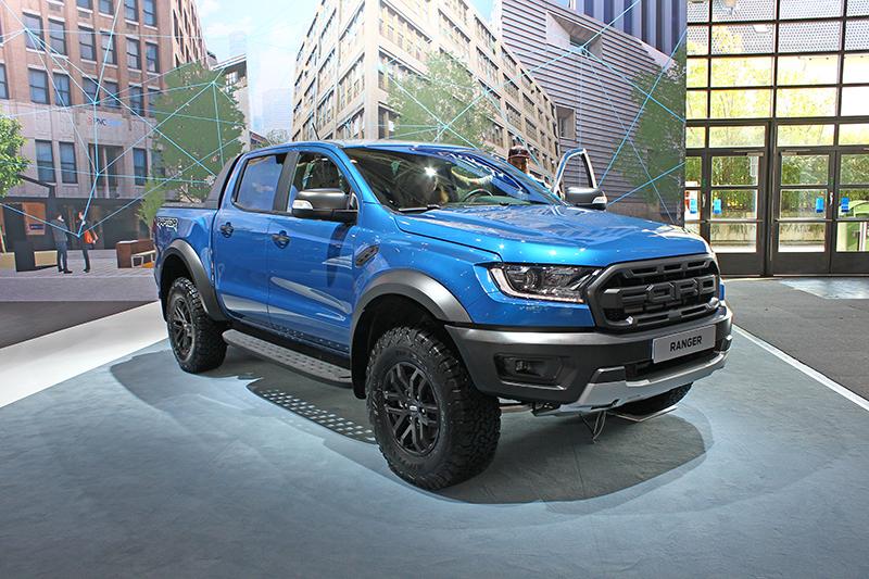 超帥的Ford Ranger,應該不用多加介紹了吧?
