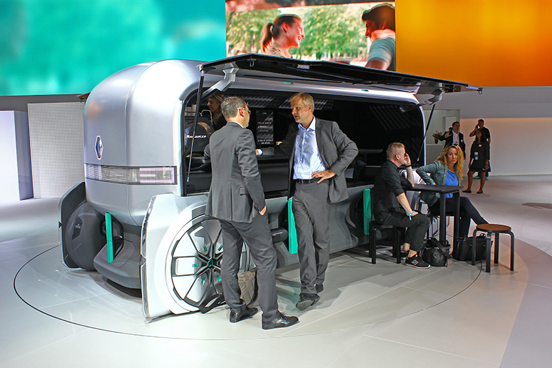 當然,既然EZ Pro擁有模組化貨車大容積,就算要作為咖啡車也輕而易舉。