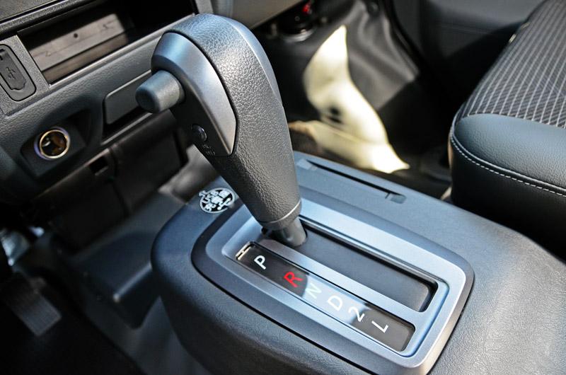 除了動力升級還新增自排變速系統車型,讓更廣大商車用者可以更輕易駕駛。