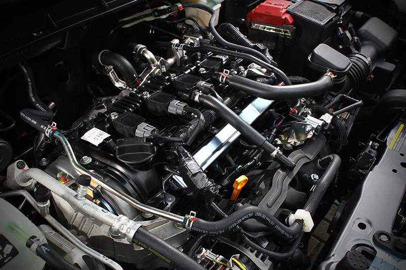 這顆1.5升直列四缸自然進氣引擎,就是眾人熱議的焦點!