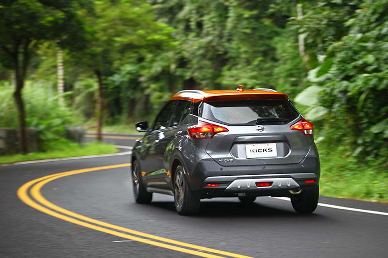 從X-Trail起便強調的所謂3A底盤控制,可協助駕駛人更加平順的控制車輛。