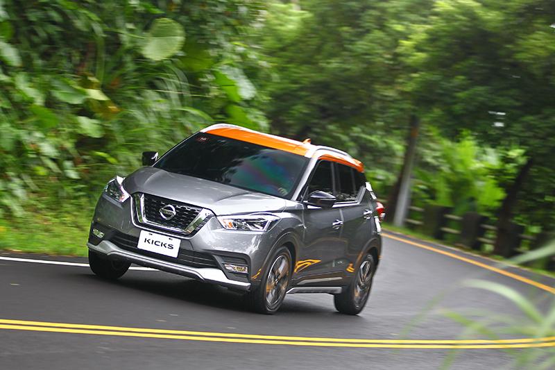 一如多數Nissan車款,Kicks擁有相當靜謐的車室表現。
