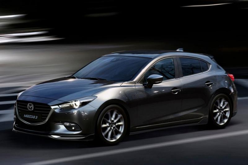 以接近國產中型房車價格的Mazda3是近期另一款為市場帶來相當衝擊性的車款。
