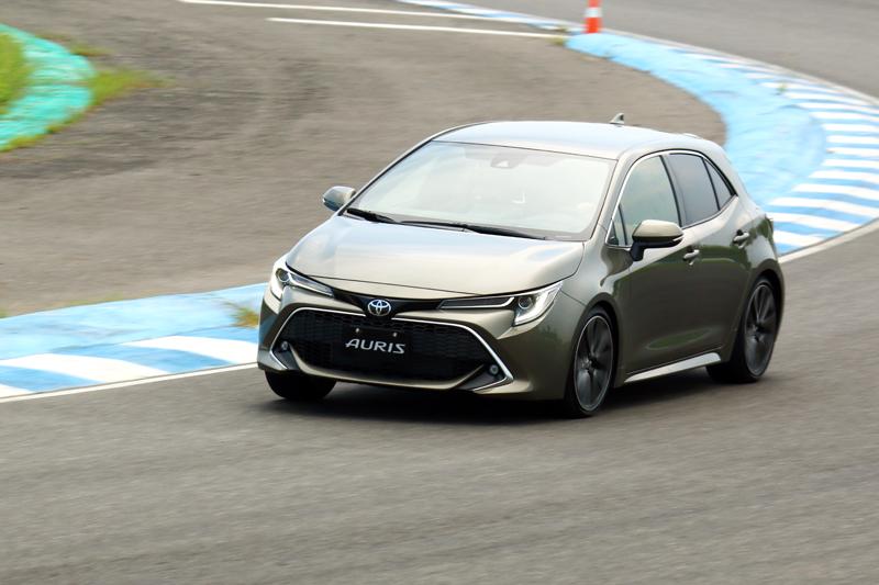 Toyota搶在正式發表前更是在6月份就搶先舉辦試駕體驗活動,顯見其企圖心。