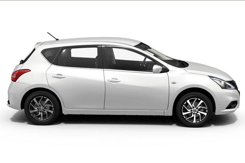 Tiida早已是Nissan最重要的銷售車系,本次加入評測主因為該車系的銷售重心是放在75萬以下市場,與本次評測車款略有不同。